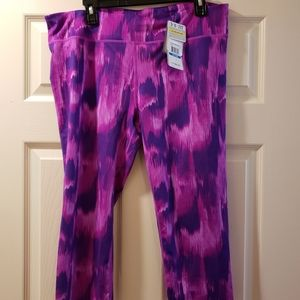 Under armour compressions pants